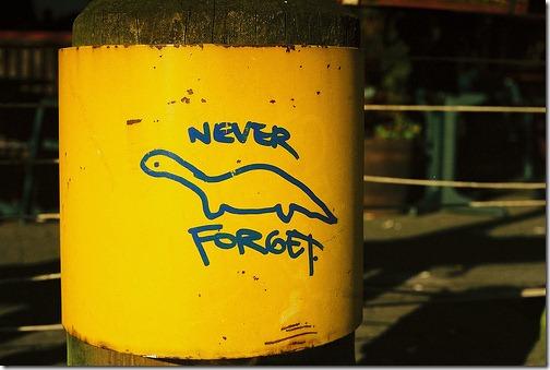 Vergessen
