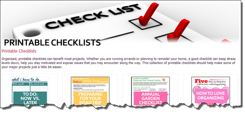 Smead_Checklists