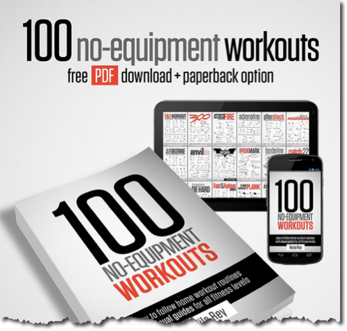 100-no-equipment-workouts