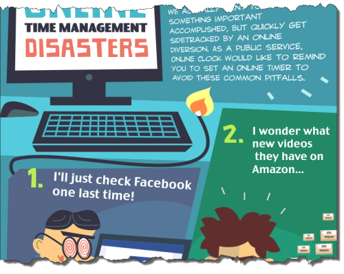 OnlineTimeManagementDisasters