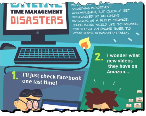 OnlineTimeManagementDisasters